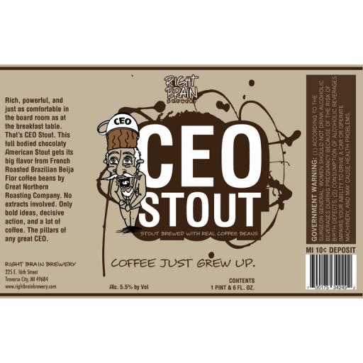 CEO Stout