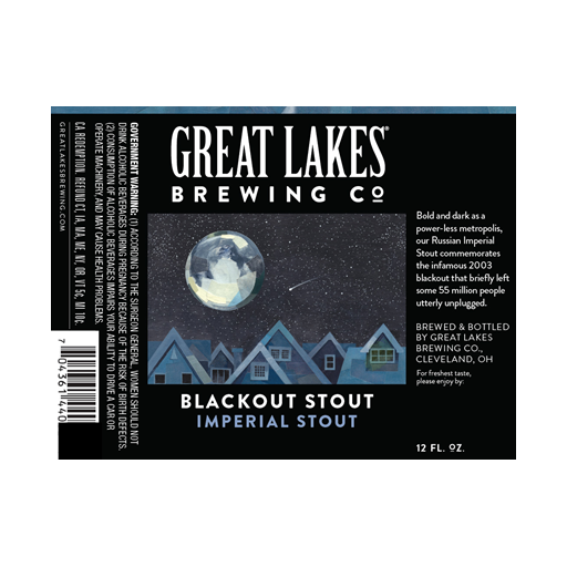 Black Out Stout